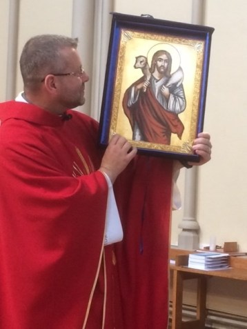 Thank You with All my Heart - Father Marcin