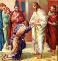 Commentary on Acts 4:32-35; 1 John 5:1-6; John 20:19-31