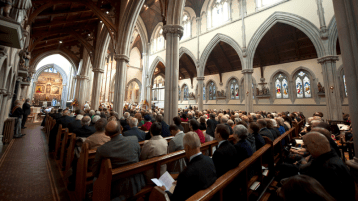Bishop Philip on Rite of Election 2021 Service Cancelled
