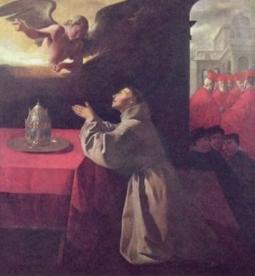 Philip Kosloski - St. Bonaventure's beautiful prayer after communion
