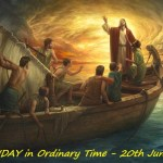 Newsletter: 20th June 2021 - 12th Sunday Ordinary Time Year B