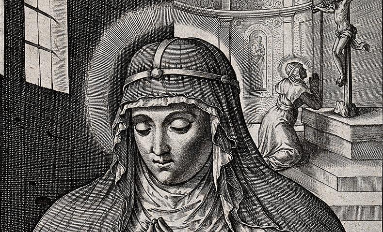 Saint Bridget of Sweden