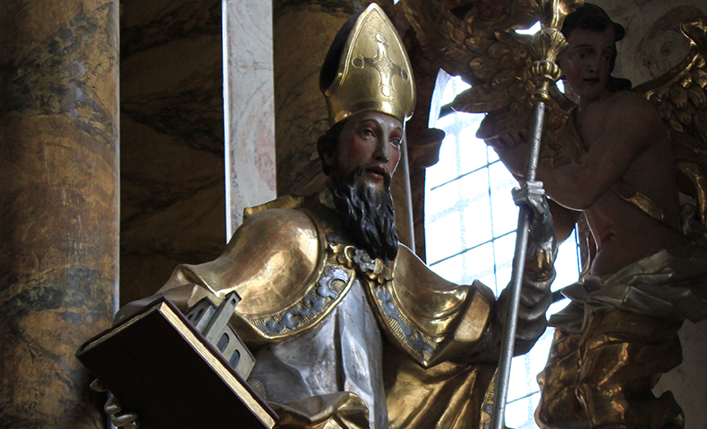 Saint Wolfgang of Regensburg