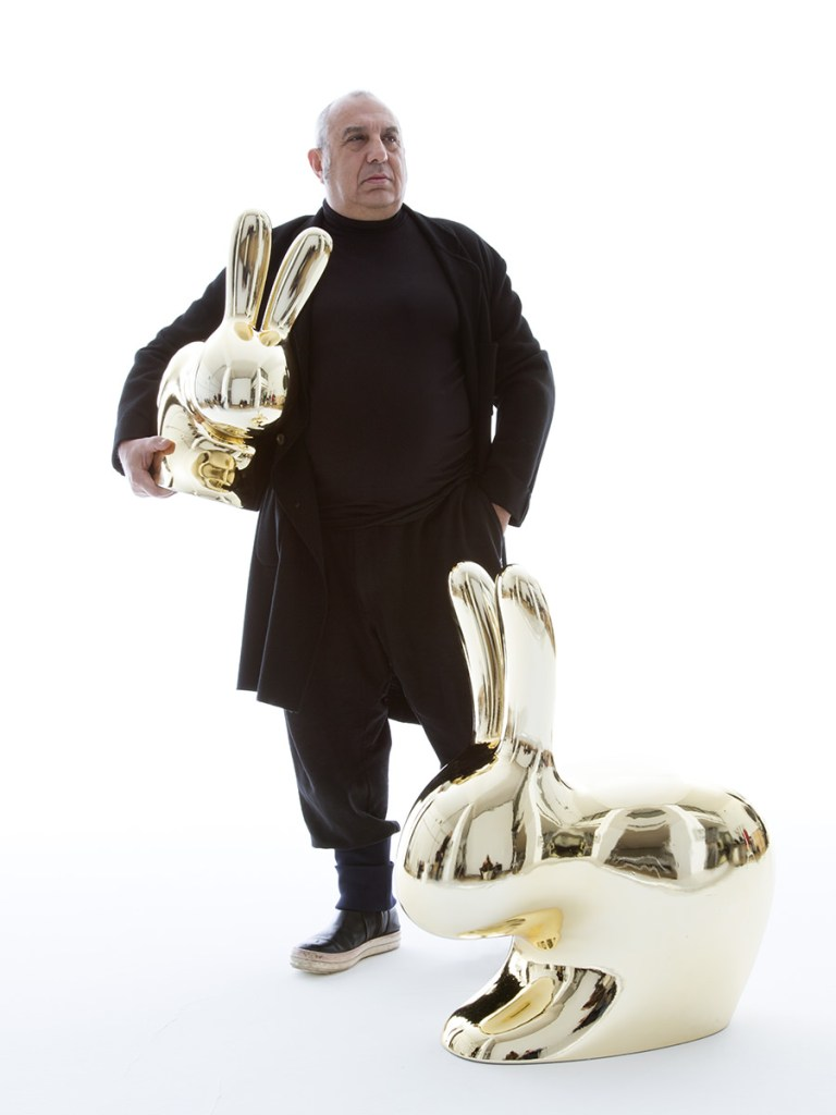 designer_page__Stefano_Giovannoni_with_Rabbit_Chair_Baby__Rabbit_Chair_by_Stefano_Giovannoni