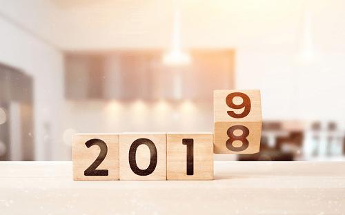 Những khoảnh khắc cuối cùng của năm cũ trước khi đón chào năm mới