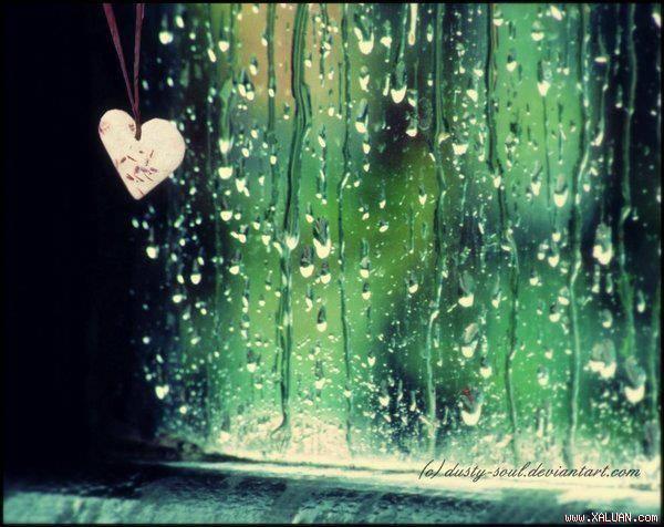 Stt tâm trạng Tháng Ba, mưa Hà Nội đong đầy những nỗi nhớ