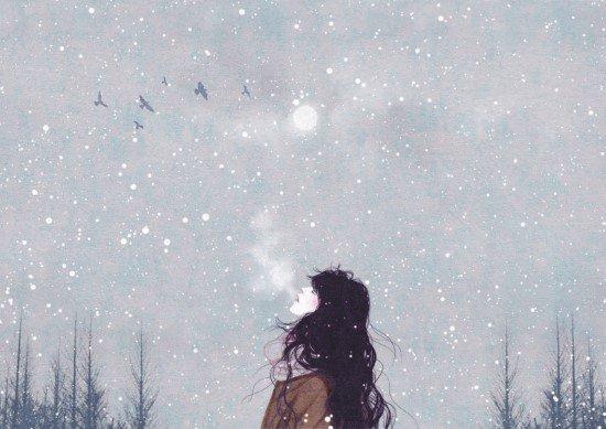 Những status hay về mùa đông và những nỗi buồn không tên
