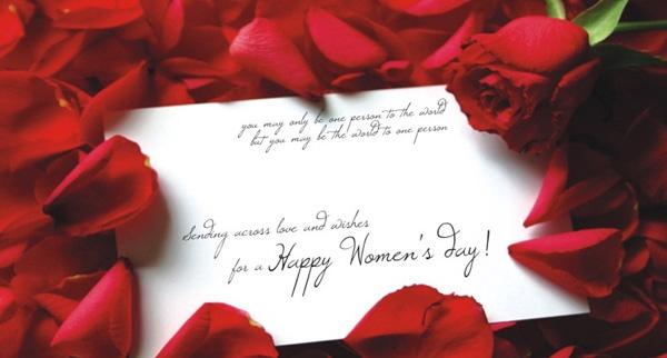 Những lời chúc chân thành nhân ngày 8/3 gửi tặng những người phụ nữ mà bạn yêu thương