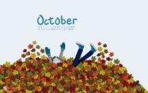 Stt tháng 10 qua đi cùng với những kỉ niệm đã xa