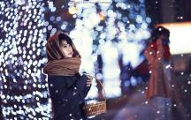 Status cho ngày 24/12 - Giáng Sinh này lại mình em cô đơn, lạc lõng