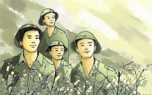 Những câu ca dao kháng chiến hào hùng của dân tộc