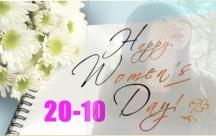 Những stt về ngày 20/10 hay và ý nghĩa dành tặng chị em phụ nữ