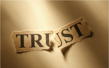 STT một khi đã đánh mất lòng tin thì khó tìm lại được