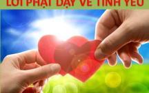 Những lời phật dạy hay, ý nghĩa về tình yêu và cuộc sống