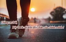 STT thành công sẽ gõ cửa khi bạn tự tin bước trên đôi chân của mình