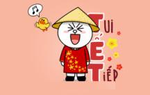 Status hài hước - Nhật ký tết của gái ế