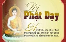 Tổng hợp stt những lời khuyên hữu ích trong kinh Phật về giá trị cuộc sống