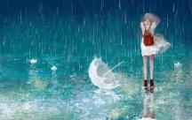 Status hay Tháng 7 về trong cơn mưa ngâu bất chợt