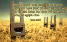 STT không cần tìm đâu xa, hạnh phúc do mình tạo ra