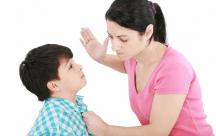 """Phương pháp hiệu quả giúp bố mẹ """"đối phó"""" sự bướng bỉnh của trẻ"""