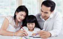 Bố mẹ hãy đối xử với con bằng chính cá tính của con
