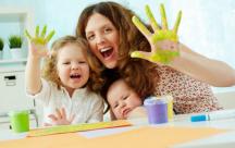 Nếu muốn con trẻ phát triển tự nhiên thì hãy để trẻ được làm hỏng
