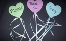 """Hãy nói ra lời """"cảm ơn"""" và """"xin lỗi"""" để trở thành người ứng xử văn hóa đẹp"""