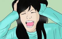 Bạn không thể bình an với cái đầu quá nhiều âu lo và bực dọc