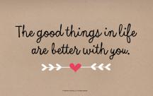 Những status siêu ngọt ngào và ấm áp về tình yêu