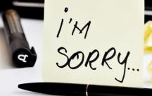"""Cuộc sống ai chẳng có sai, nhưng ai dám nói """"tôi xin lỗi"""" mới là người đáng trân trọng"""