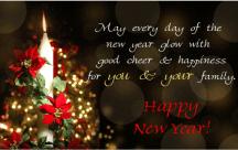 Những status chúc mừng năm mới 2017 bằng tiếng anh độc đáo nhất