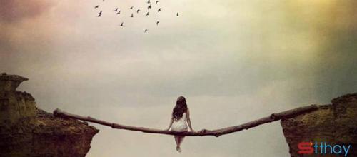 Status hay Đừng yêu một người để quên một người, cũng đừng vì cô đơn mà nắm vội lấy một bàn tay