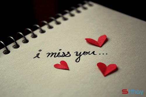 Em yêu, một ngày xa em là anh có vạn nỗi nhớ