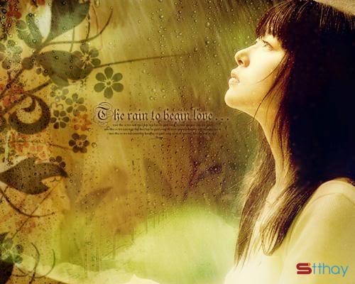 Những Stt hay và buồn nhất diễn tả tâm trạng khi mưa rơi