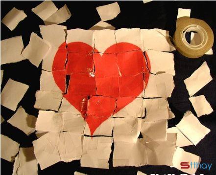 Những Stt đau lòng dành cho người mang vết sẹo trong tim