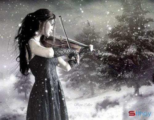 Những Stt tâm trạng nhất về mùa đông – Nỗi suy tư cất giấu