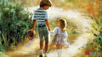 Status gia đình Anh trai - em gái… Luôn tìm cách đánh lừa nhau, trêu chọc nhau, giăng bẫy nhau…