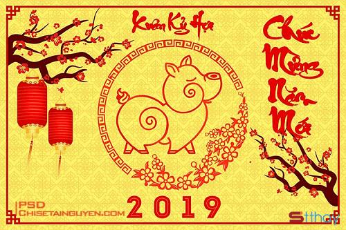 Những câu chúc tết đầy tình cảm và ý nghĩa đón chào năm Kỷ Hợi 2019