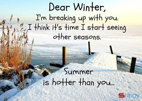 Tổng hợp những status làm ấm lòng bạn ngày đông lạnh giá