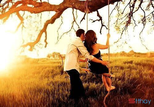 Những status xúc cảm - Em muốn được làm mảnh ghép duy nhất của anh...