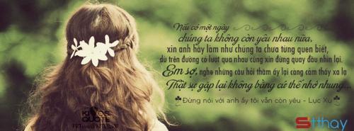 Những status đau lòng khiến bạn bật khóc trong tiểu thuyết Đừng nói với anh ấy tôi còn yêu