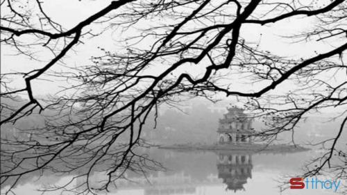 Những Status hay Hà Nội những ngày trở đông ta chênh vênh giữa đôi bờ nỗi nhớ...