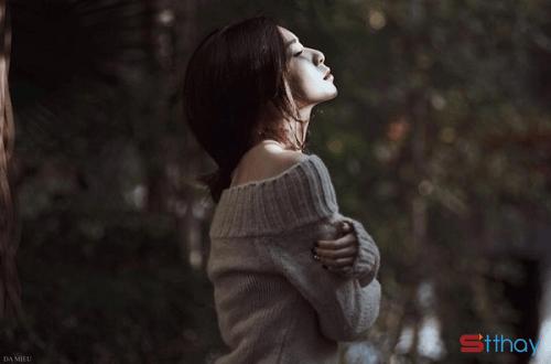 STT về giọt nước mắt đàn bà đầy bi thương và tột cùng của sự khổ đau