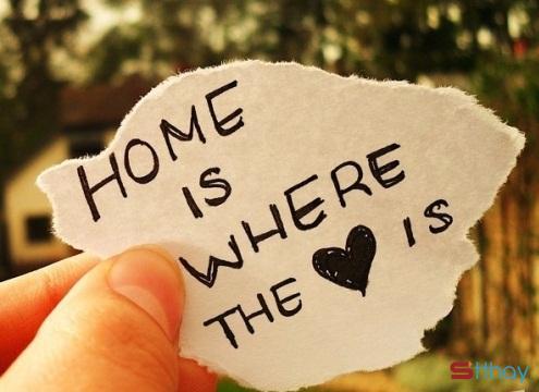 Status dành cho những ai đi xa với nỗi nhớ nhà khôn nguôi