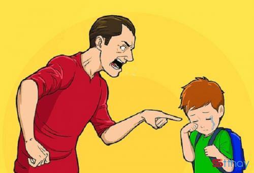 10 sai lầm nghiêm trọng của bố mẹ trong việc nuôi dạy con cái