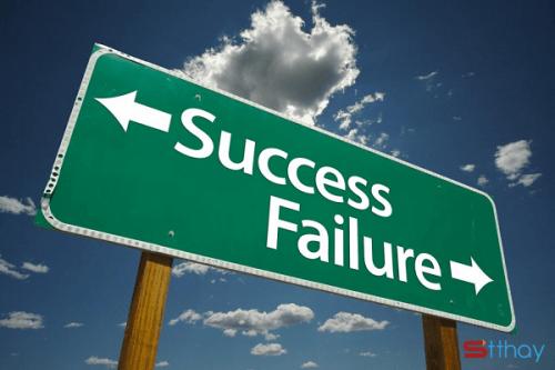 Sống là chấp nhận thất bại nhưng phải biết kiểm soát nó lại đừng để phát triển thêm