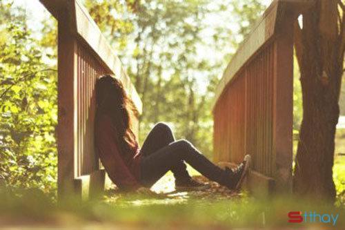 Status tâm sự - Nếu anh yêu một cô gái từng bị tổn thương