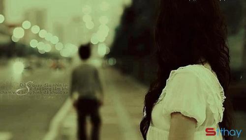 Stt viết cho mối tình dang dở - con đường chúng ta đã chia hai rồi