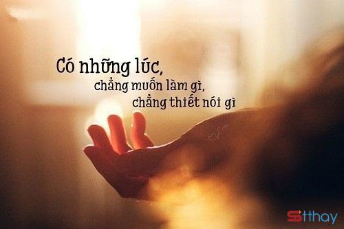 Chọn lọc những stt chán nản cuộc sống ý nghĩa, có những ngày mệt mỏi đến vô cùng