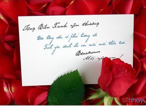 Những câu stt chúc mừng ngày 20-10 cho người yêu ý nghĩa ngọt lịm